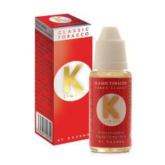 K Liquid Classic Tobacco