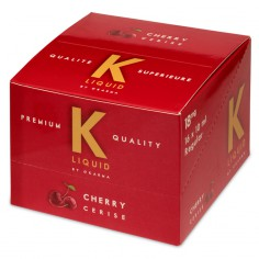 K Liquid Cherry 16 x 10ml Bottle